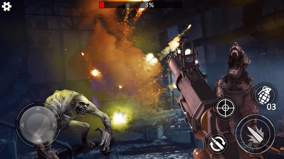 Last Saver: Zombie Hunter Master