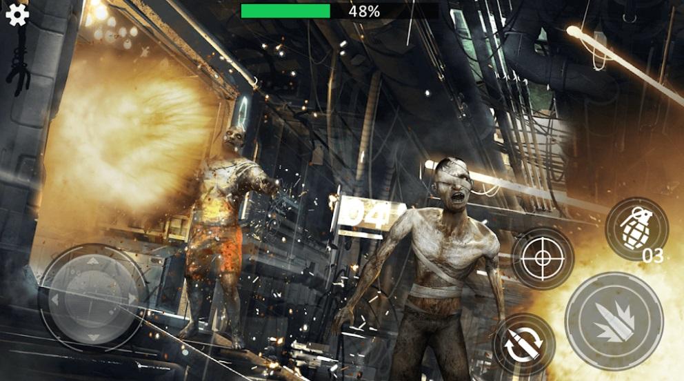 Last Saver: Zombie Hunter Master на ПК