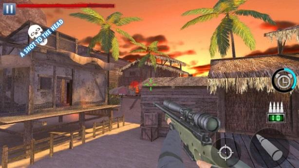 Zombie Hunter: Battleground Rules на Андроид