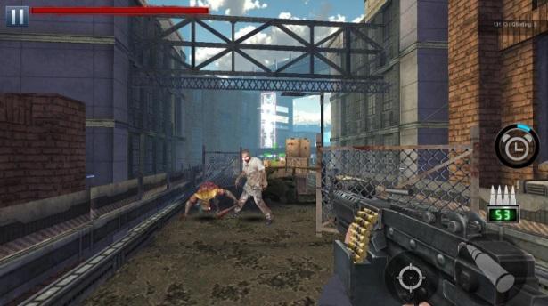 Zombie Hunter: Battleground Rules на ПК