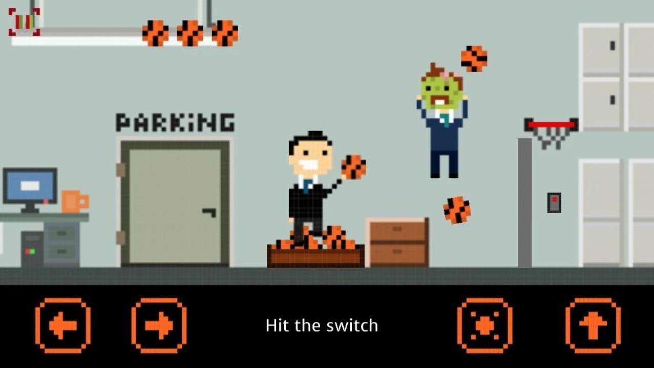 Zombies In Office на Андроид