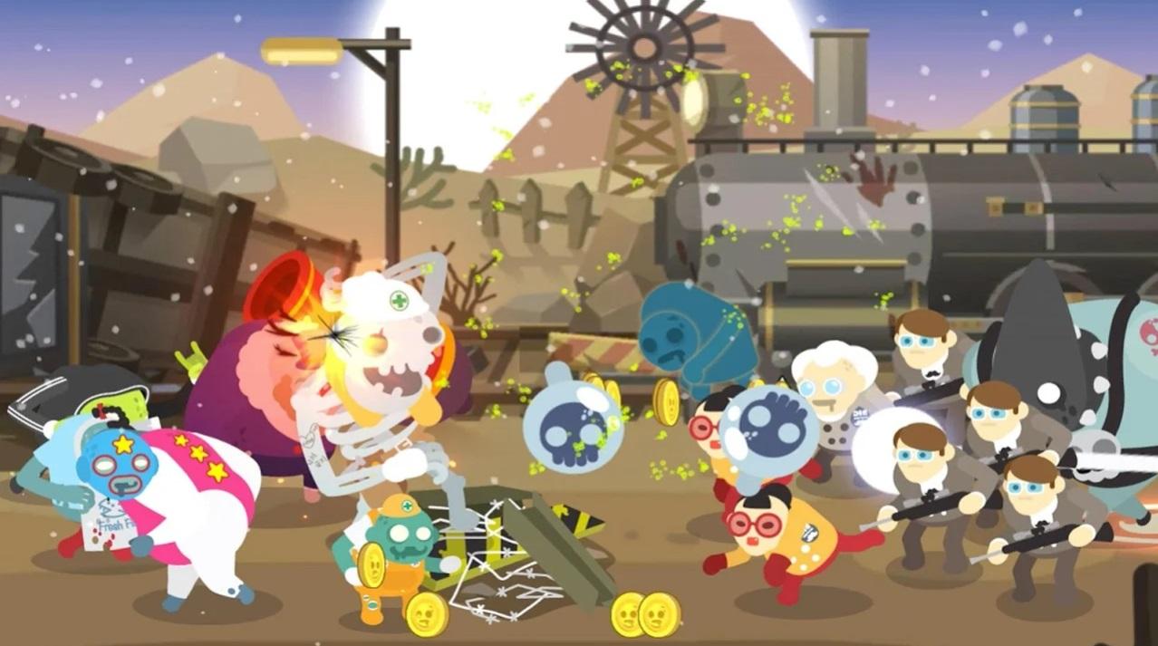 Zombie Kingdom на Андроид