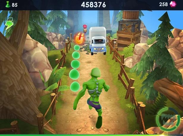 Zombie Run 2 - Замок Монстра на Андроид