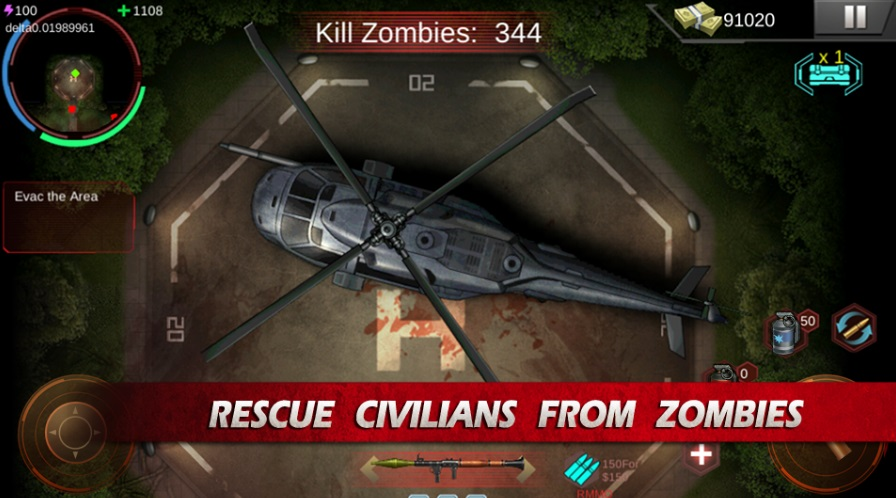 Zombie Shoot: Pandemic Survivor на ПК