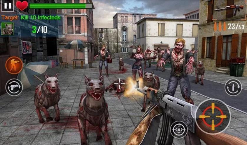 Zombie Shooter на ПК