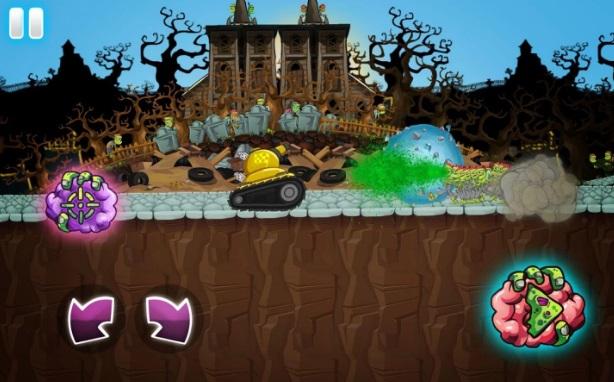 Zombie Survival Games: Pocket Tanks Battle на ПК