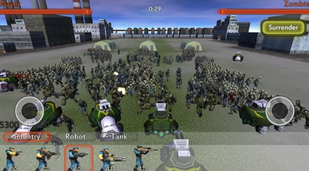 Zombie War Dead World 2 на Андроид