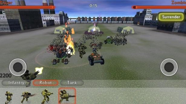 Zombie War Dead World 2 на ПК