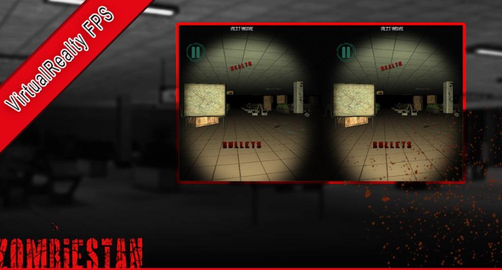 Zombiestan VR на Андроид